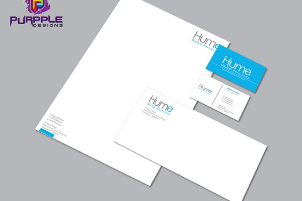Hume Global Corporate Identity