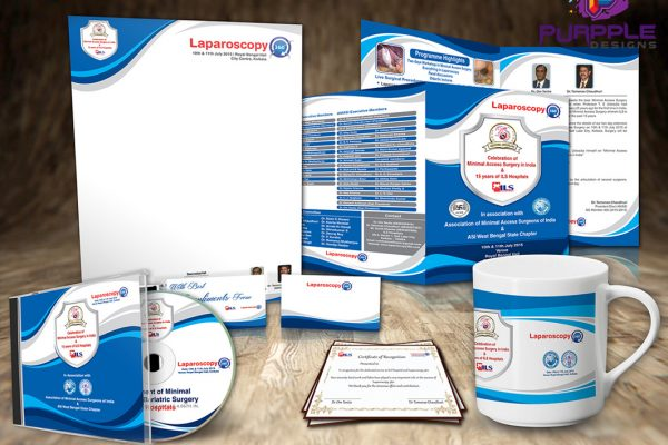ILS Stationery Design