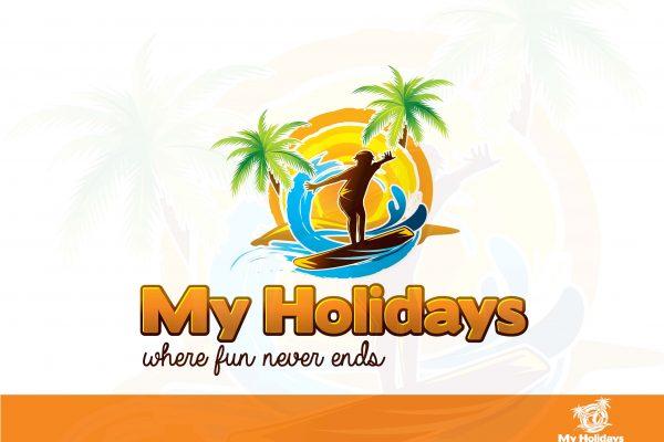 My Holidays Logo