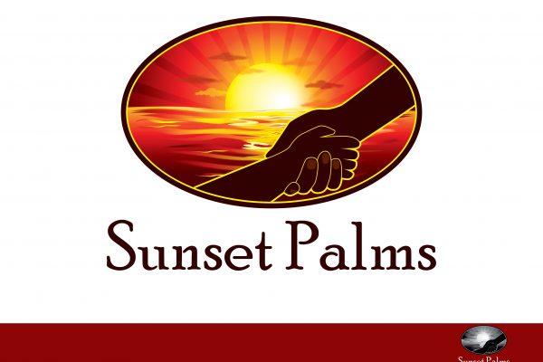 Sunset Palms Logo