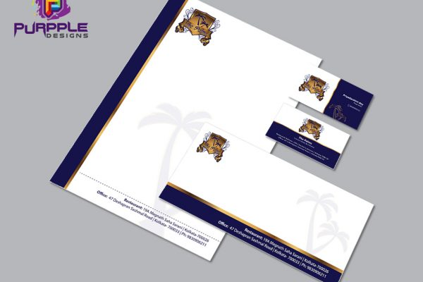 The Palms Corporate Identity